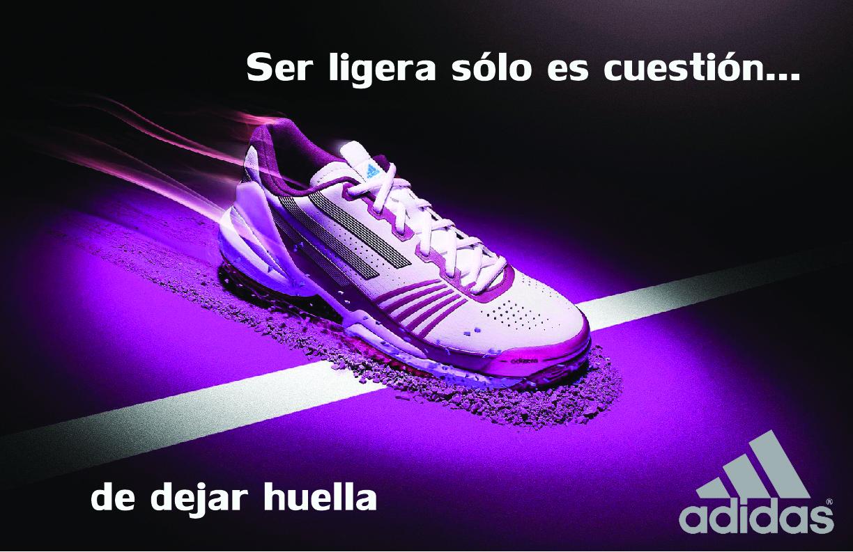 Portafolio maria Barcenas Guadalup Cruz Tenis Adidas Publicidad W0zq60w87